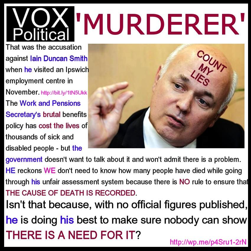 Policy Politics On Flipboard By Vox: Tories Plan Benefit System Massacre