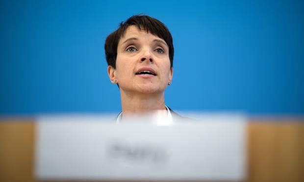 Frauke Petry Wolfgang Petry