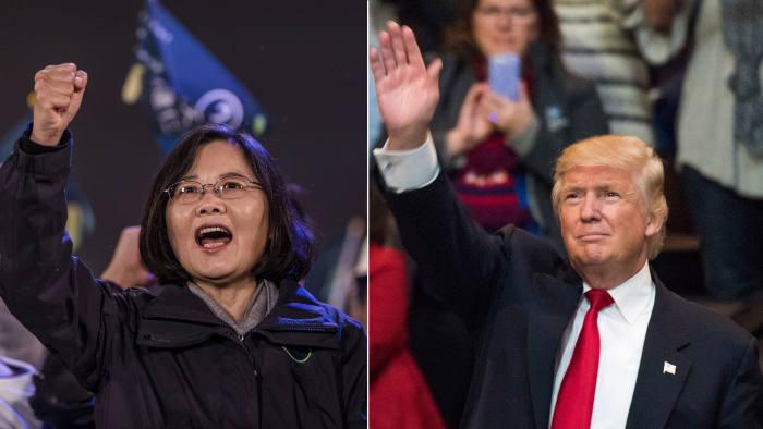 politics donald trump taiwan