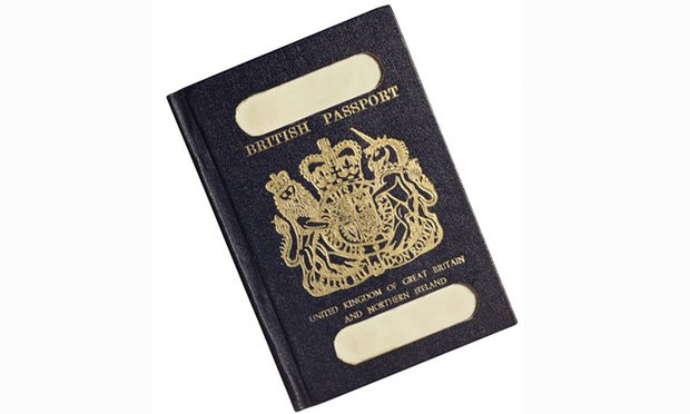 redesigning uk passports will cost more than cutting housing benefit for 18 21s why even. Black Bedroom Furniture Sets. Home Design Ideas