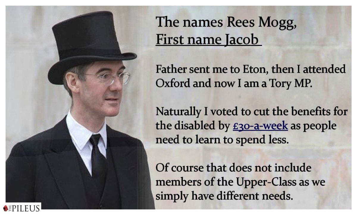 MOGG-mentum? The Tories are losing their grip on reality