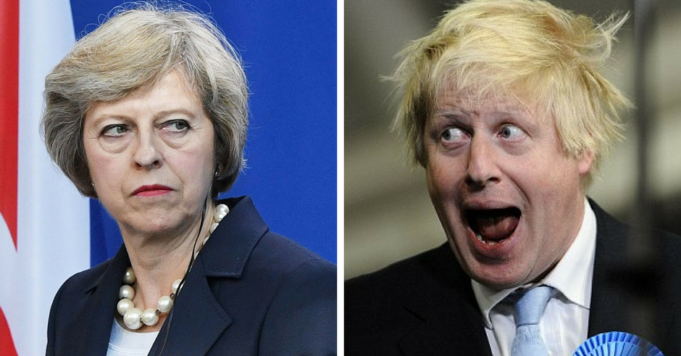 May v Johnson: One may be forced to resign – but who will ...