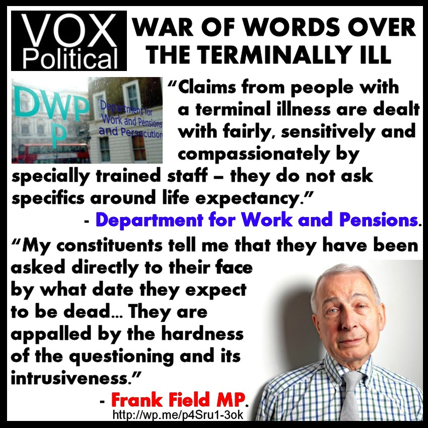 Yes Iain Duncan Smith Vox Political Has Accused You Of
