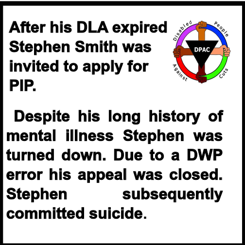 Latest Benefit Related Suicide Dwp Excused As Coroner