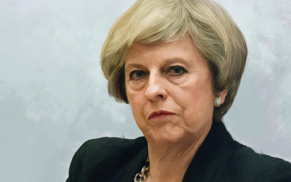 Theresa May Cannot Brush The Patel Scandal Under The