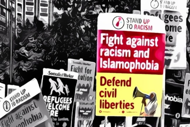 Sick of Labour anti-Semitism? Let's talk about Tory Islamophobia instead