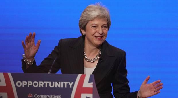 Theresa May S Dancing Queen Routine Plumbs New Depths Of